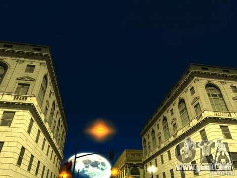 ENBSeries by gta19991999 para GTA San Andreas quinta pantalla