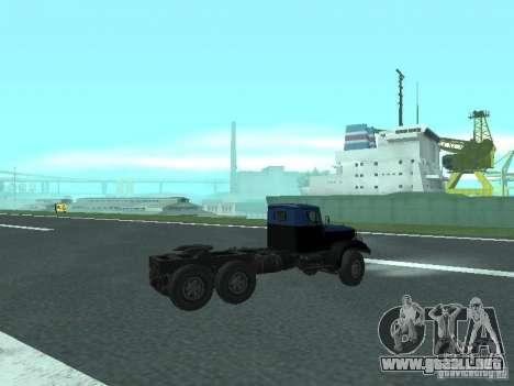 YAZ 214 para la visión correcta GTA San Andreas