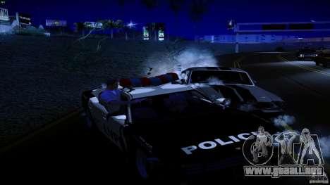 Policía dispara fuera de máquina para GTA San Andreas tercera pantalla
