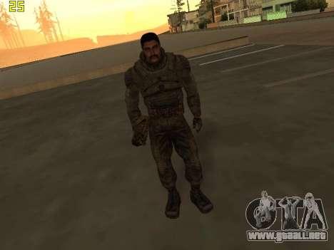 Un paquete grande de acosadores gratis para GTA San Andreas sexta pantalla