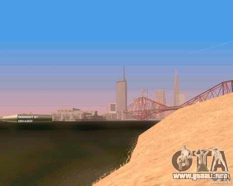 Young ENBSeries para GTA San Andreas