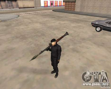 Jason Statham para GTA San Andreas
