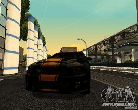 ENBSeries by Nikoo Bel v2.0 para GTA San Andreas tercera pantalla