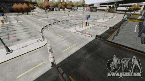 Deriva-pista en el aeropuerto para GTA 4 séptima pantalla