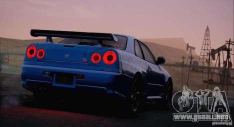 SA_NGGE ENBSeries v1.2 Final para GTA San Andreas décimo de pantalla