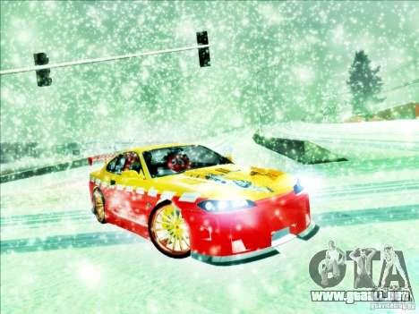 Nissan Silvia S15 Calibri-Ace para GTA San Andreas left