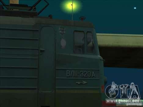 Vl11-320 para visión interna GTA San Andreas