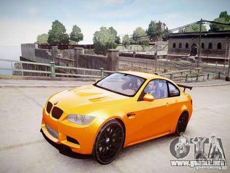 BMW M3 GT-S para GTA 4