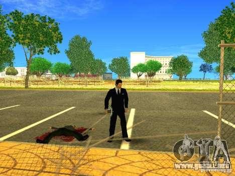 Escoger el juego Minecraft para GTA San Andreas quinta pantalla