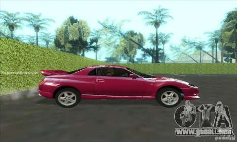 Mitsubishi FTO GP Version R 1998 para GTA San Andreas left