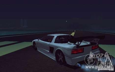 Infernus Tuning para GTA San Andreas left