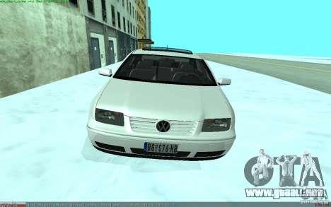 Volkswagen Bora 1.8 para GTA San Andreas