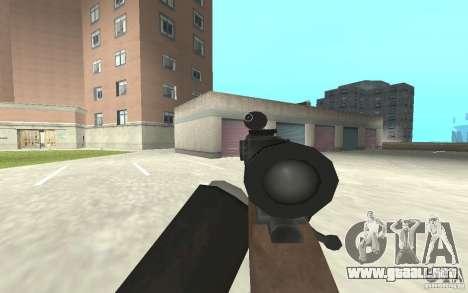 Nueva animación de GTA IV para GTA San Andreas décimo de pantalla