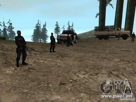 Drug Assurance para GTA San Andreas sexta pantalla