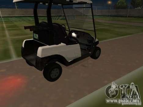 Carrito de GTA TBoGT para visión interna GTA San Andreas