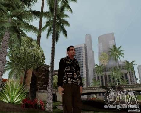Roman para GTA San Andreas
