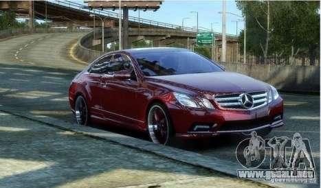 Mercedes Benz E500 Coupe para GTA 4