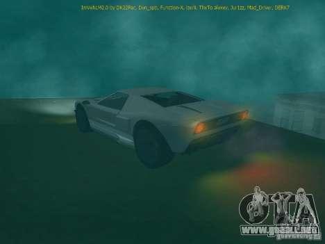 La bala de la GTA TBoGT IVF para la visión correcta GTA San Andreas