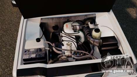 Daewoo-FSO Polonez Caro Plus 1.6 GSI 1998 Final para GTA 4 visión correcta