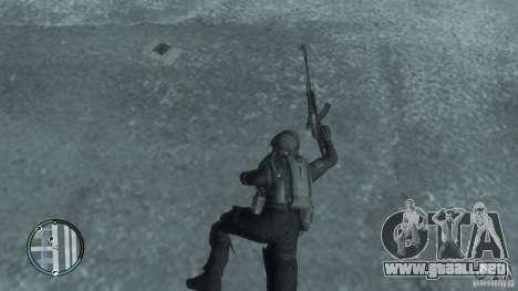 EL PKK para GTA 4 adelante de pantalla