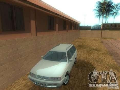 Volkswagen Passat B4 Variant para GTA San Andreas left