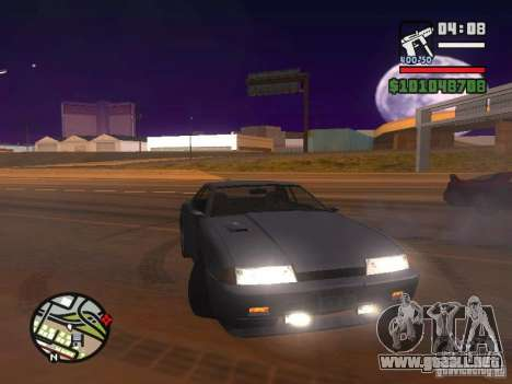 Elegía nuevo para GTA San Andreas