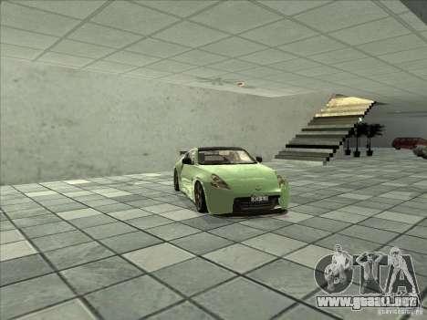 ENBSeries v1.0 para GTA San Andreas segunda pantalla