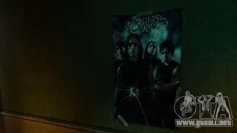 Nuevos carteles en el primer piso para GTA 4