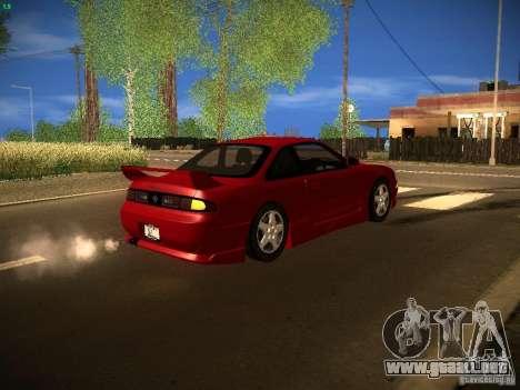 Nissan Silvia S14 Ks Sporty 1994 para visión interna GTA San Andreas