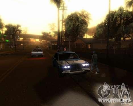 ENBseries para el medio- y PC de alta potencia para GTA San Andreas