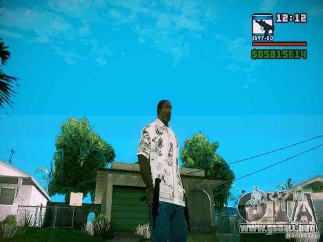 New Weapon Pack para GTA San Andreas sexta pantalla