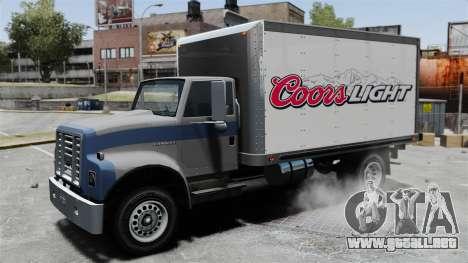El nuevo anuncio para el carro Yankee para GTA 4