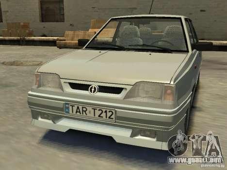 FSO Polonez Atu para GTA 4 left