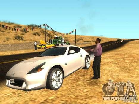 Situación de la vida para GTA San Andreas tercera pantalla