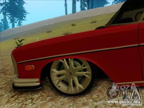 Mercedes-Benz 300 SEL para visión interna GTA San Andreas