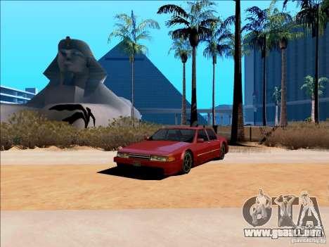 ENBSeries v1.1 para GTA San Andreas séptima pantalla