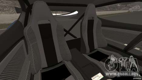 Alfa Romeo 8C Competizione Body Kit 1 para GTA 4 vista lateral