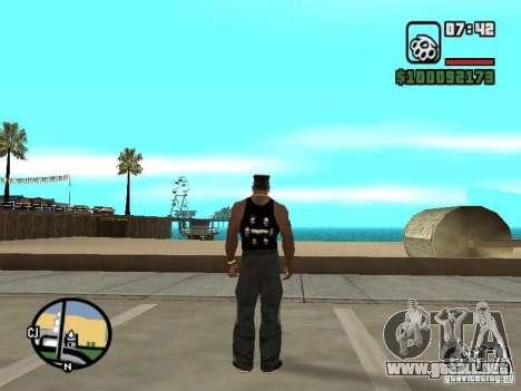 Mike Rammstein para GTA San Andreas tercera pantalla