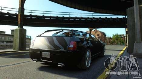PMP600 Sport Wagon para GTA 4 Vista posterior izquierda