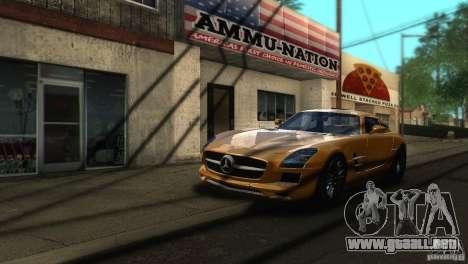 ENBSeries by dyu6 v3.0 para GTA San Andreas