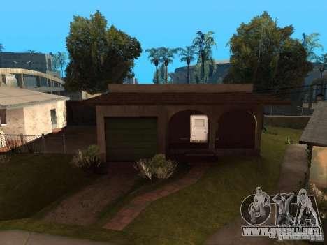 Uso del almacén tu banda para GTA San Andreas