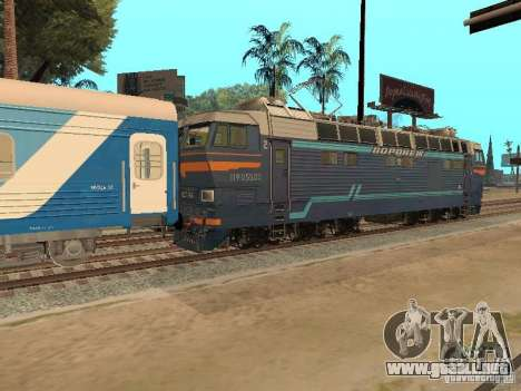 Chs4t-550 para GTA San Andreas left