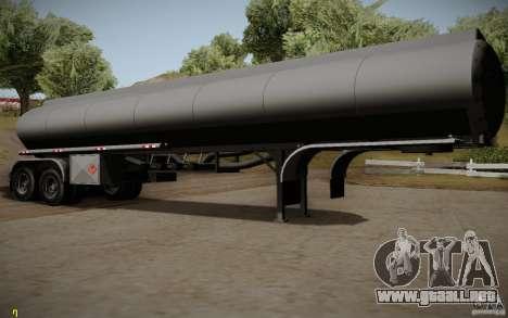 Caravana de cuero crudo de Mack Pinnacle Edition para GTA San Andreas