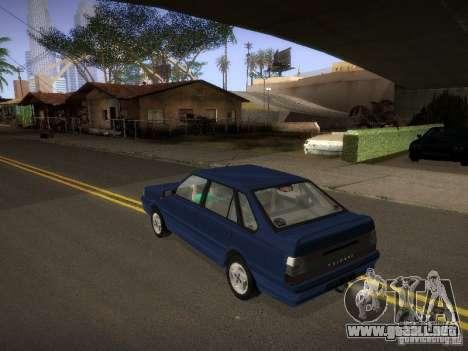 Daewoo-FSO Polonez Atu Plus 1.6 para GTA San Andreas vista posterior izquierda