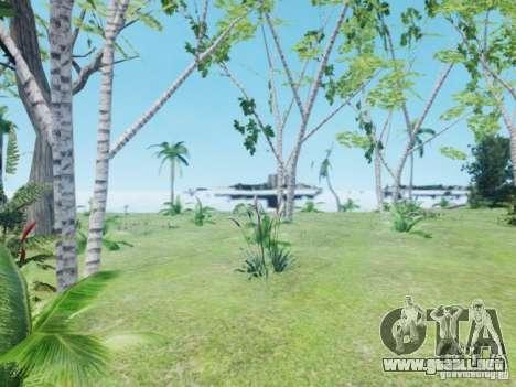 Lost Island IV v1.0 para GTA 4 adelante de pantalla