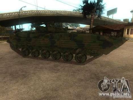 BMP-2 en COD MW2 para GTA San Andreas left