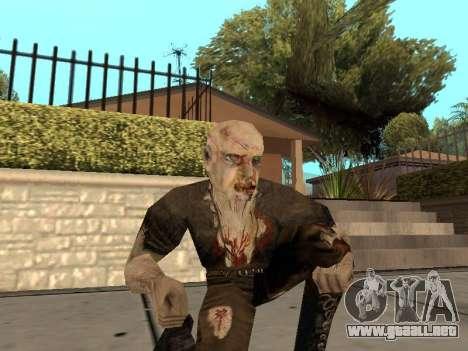 Pak pieles de Gothic 1 para GTA San Andreas octavo de pantalla