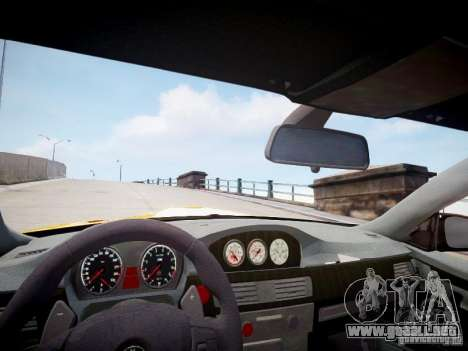 BMW M3 GT-S para GTA 4 vista interior