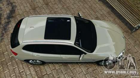 BMW X1 para GTA 4 visión correcta