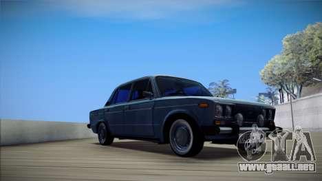 VAZ 2106 Retro V3 para GTA San Andreas